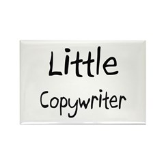 Little Copywriter Rectangle Magnet (10 pack)