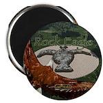 Rock Eagle Magnet