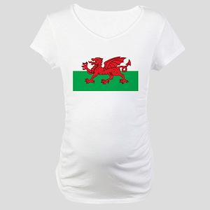 WALES Maternity T-Shirt