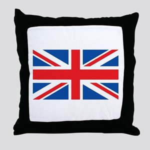 UK Throw Pillow
