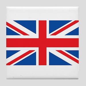 UK Tile Coaster