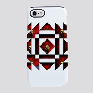 Red Scarab World iPhone 8/7 Tough Case