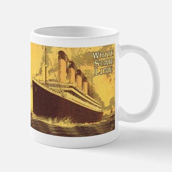 Titanic 1 Mug