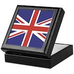 UNION JACK UK BRITISH FLAG Keepsake Box