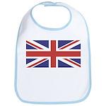 UNION JACK UK BRITISH FLAG Bib