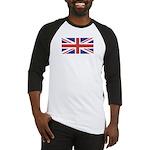 UNION JACK UK BRITISH FLAG Baseball Jersey