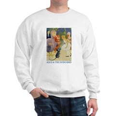 Alice & the Dodo Bird Sweatshirt