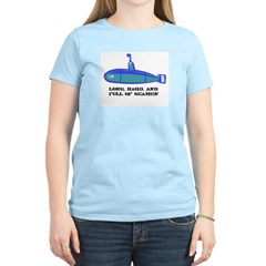 Full of Seamen Women's Pink T-Shirt