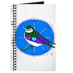 Violet-green Swallow Journal