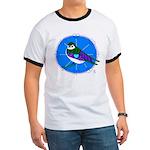 Violet-green Swallow Ringer T