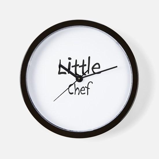 Little Chef Wall Clock