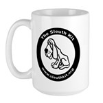 Sleuth Kit Large Mug