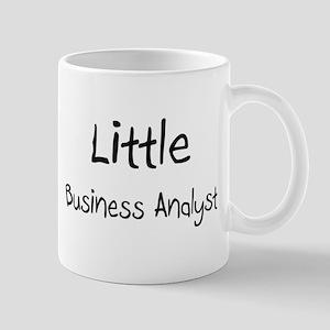 Little Business Analyst Mug
