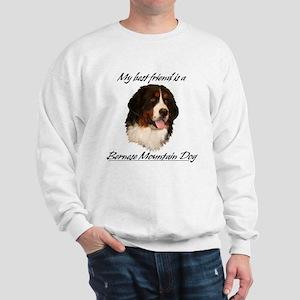 Bernese Best Friend Sweatshirt