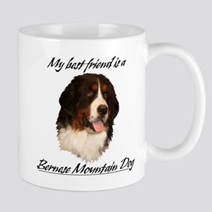Bernese Best Friend Mug