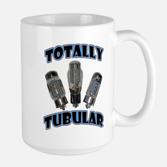 Totally Tubular Large Mug
