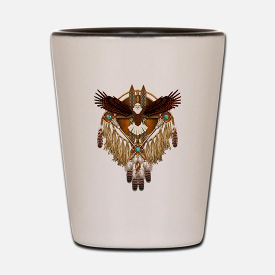 Cool Native Shot Glass