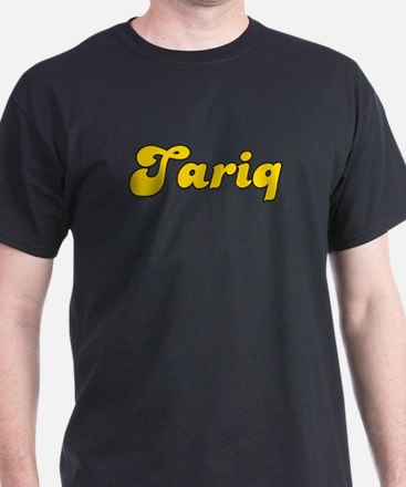 Retro Tariq (Gold) T-Shirt