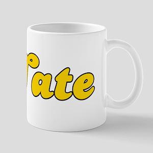 Retro Tate (Gold) Mug