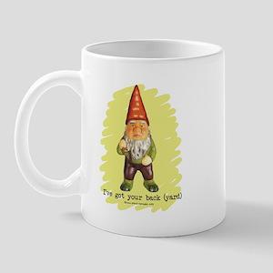 Gnome Got Your Back Mug