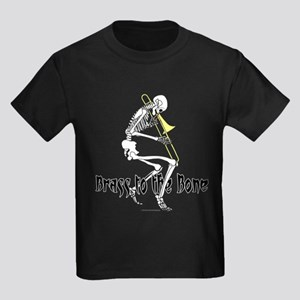 Brass To The Bone Kids Dark T-Shirt