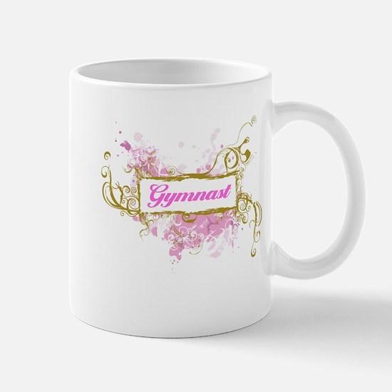 Cute Stick it gymnastics Mug