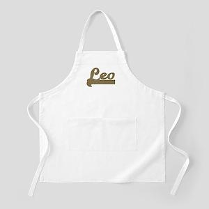Retro Leo BBQ Apron