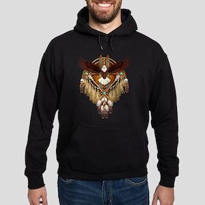 Bald Eagle Mandala Sweatshirt