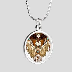 Bald Eagle Mandala Necklaces