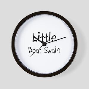 Little Boat Swain Wall Clock
