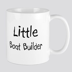 Little Boat Builder Mug
