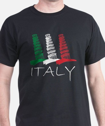 Tower of Pisa Italy T-Shirt