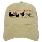 Fowl line up hat