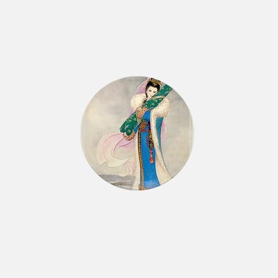 Cool Kimono Mini Button