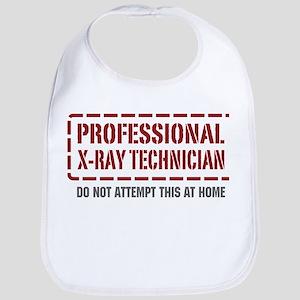 Professional X-Ray Technician Bib