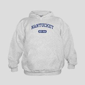 Nantucket EST 1641 Kids Hoodie