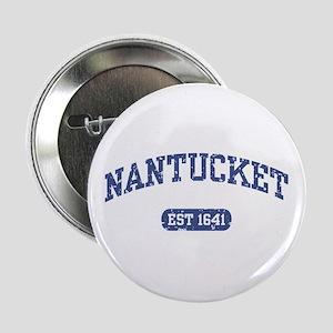 "Nantucket EST 1641 2.25"" Button"
