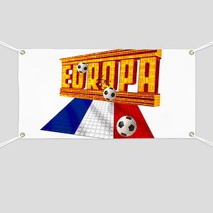 Europa France Banner
