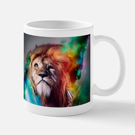 Dream Lion Mugs