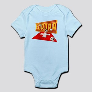 Europa Switzerland Infant Bodysuit