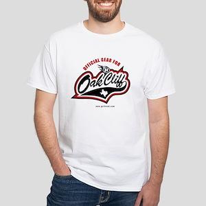 Oak Cliff Classic White T-Shirt