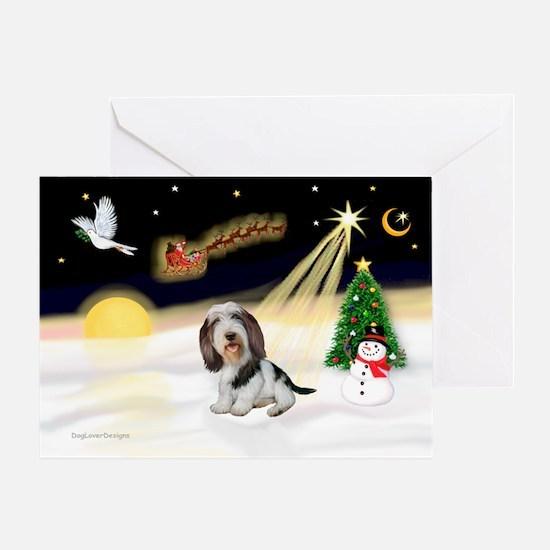XmasDove/PBGB #5 Greeting Card