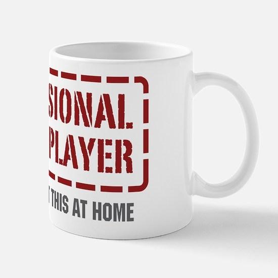Professional Tennis Player Mug