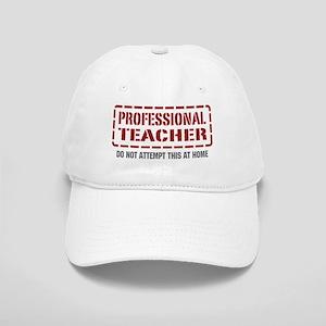 Professional Teacher Cap
