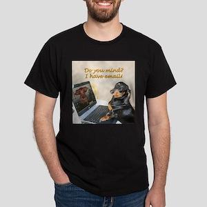Lilys Computer Dark T-Shirt