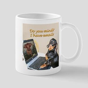 Lilys Computer Mug