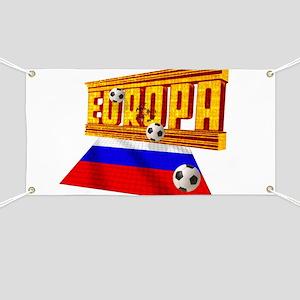 Russia Europa Banner