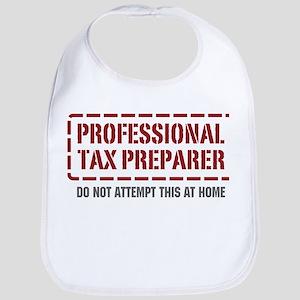 Professional Tax Preparer Bib