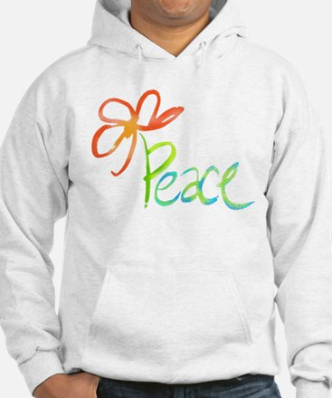 Grow Peace Jumper Hoody