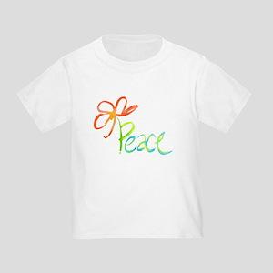 Grow Peace Toddler T-Shirt